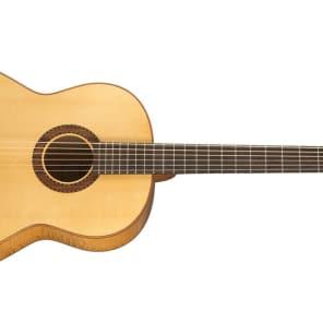 Hofner Steel String Classical Guitar (HA-CS7) for sale