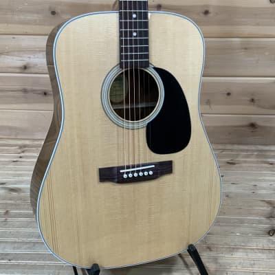 Blueridge BR-60 Contemporary Series Dreadnought Acoustic Guitar - Natural for sale