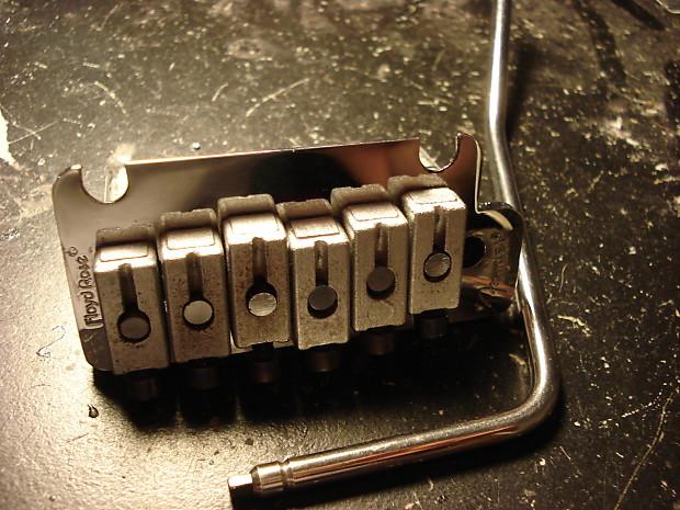 Fender Deluxe Locking Bridge Reverb
