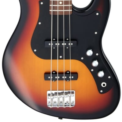 FGN Mighty Jazz BMJ-G 3 Tone Sunburst for sale
