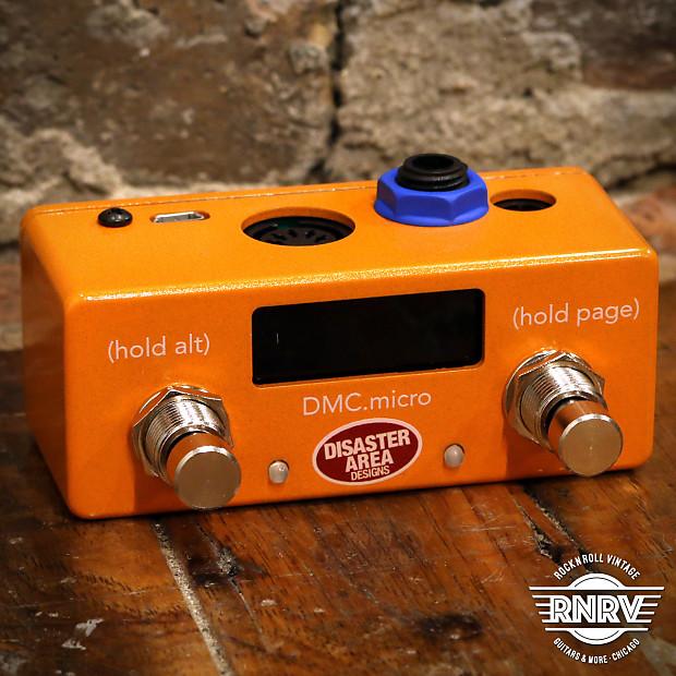 Disaster Area Designs DMC.micro Ultra-Compact MIDI Controller