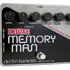 Electro Harmonix Deluxe Memory Man for sale