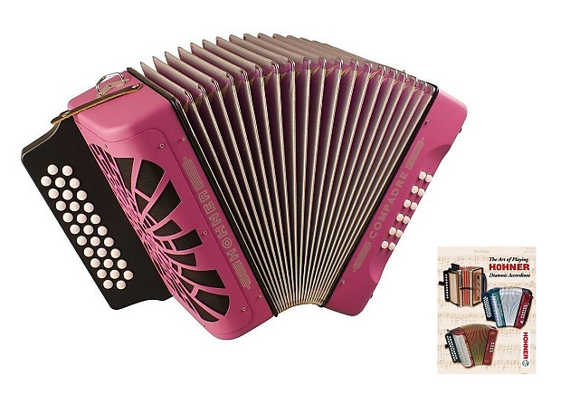 hohner compadre series accordion e a d keys reverb. Black Bedroom Furniture Sets. Home Design Ideas