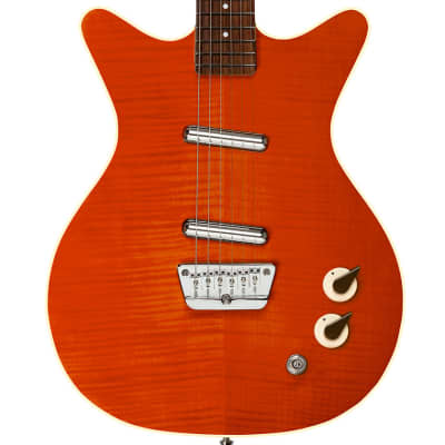 Danelectro '59 DIVINE | Flame Maple (NEW REISSUE FOR 2020)