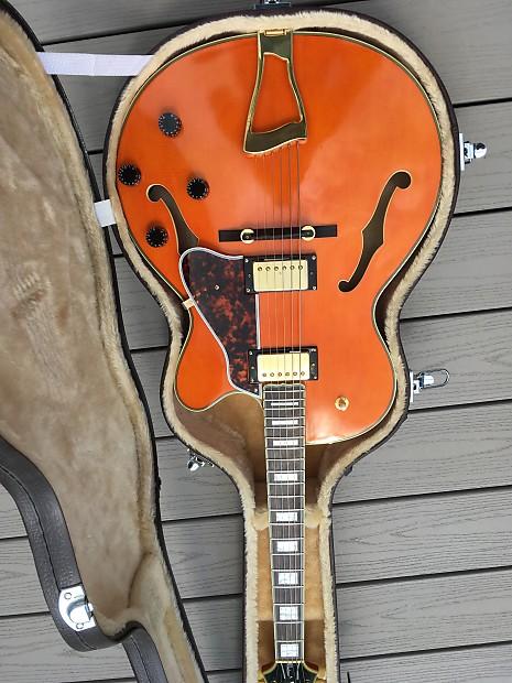 Stromberg Montreaux 2010 Orange | Peter 's Gear Garage