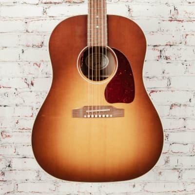 Gibson J-45 Studio Acoustic/Electric Guitar Walnut Burst x1109 for sale