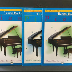 Alfred 00-2125 Basic Piano Library - Theory Book (Level 5)