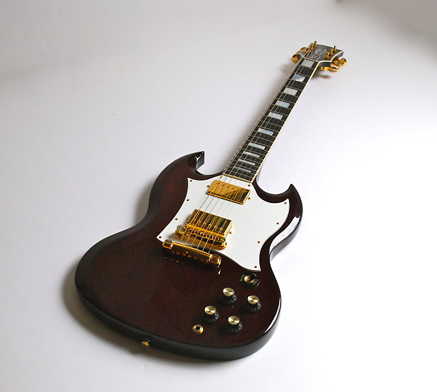 gibson sg classic custom guitar of the week 38 2007 antique reverb. Black Bedroom Furniture Sets. Home Design Ideas