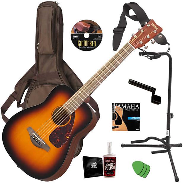 923a181a7b Yamaha JR2 Junior Acoustic Guitar - Tobacco Sunburst GUITAR   Reverb