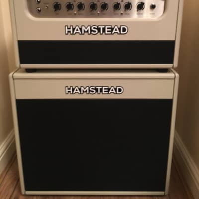 Hamstead 60 RT ( reverb and tremolo )  2018 Cream for sale