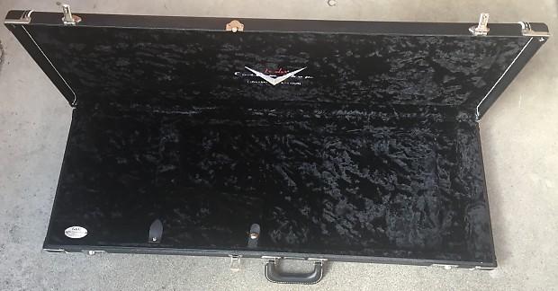 fender custom shop stratocaster telecaster g g hard case reverb. Black Bedroom Furniture Sets. Home Design Ideas