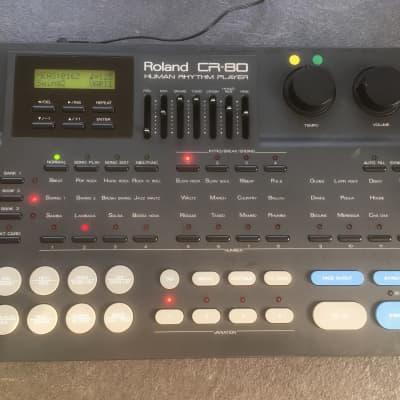 Roland CR-80 Human Rhythm Player 1990s