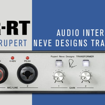 Steinberg UR-RT2 USB Mac / PS/ iOS Audio Interface w/ Neve Transformers -Ships FREE Lower 48 States!