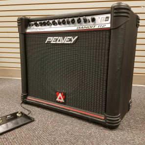 Peavey TransTube Series Bandit 112 100-Watt 1x12 Guitar Combo