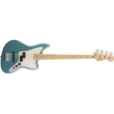 Fender Player Jaguar Bass Tidepool Maple for sale