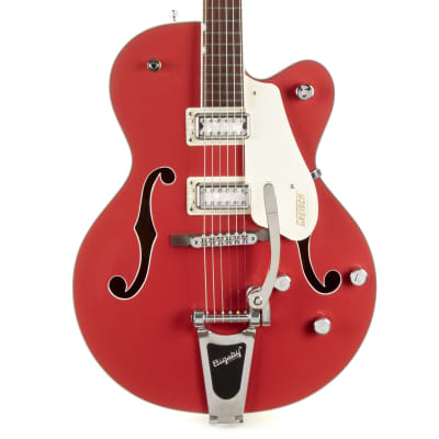 Gretsch G5410T Limited Edition Electromatic Tri-Five - Fiesta Red & Vintage White