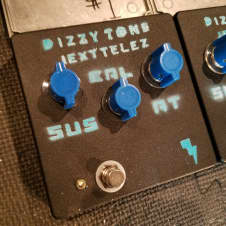 Jext Telez 2018 Limited Run Greatest Hits Triple Black V5 Dizzy Tone