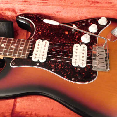 Fender Stratocaster  Big Apple 1999 Sunburst for sale
