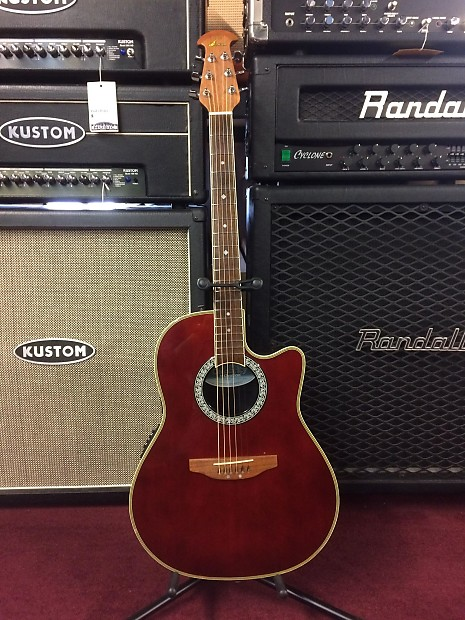 Ovation Celebrity: Acoustic Electric | eBay