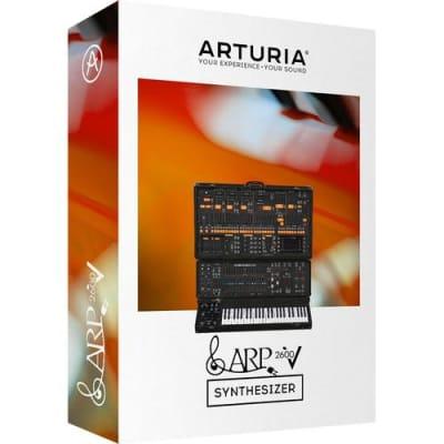 Arturia ARP 2600 V V3 Virtual Synthesizer Software (Download/Activation Card)