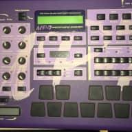 E-mu Mp-7 command atation  Purple