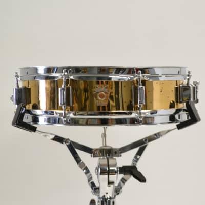 """Ludwig LB553 Bronze 3x13"""" Piccolo Snare Drum 1991 - 2008"""