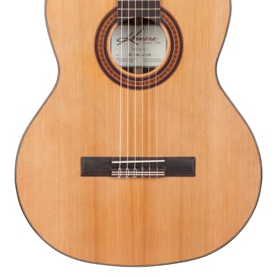 Kremona Fiesta FC All Solid Wood Classical Guitar with Case for sale