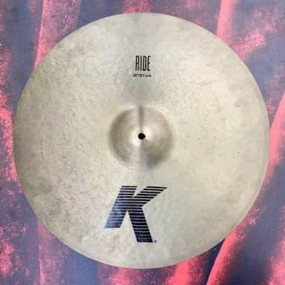 Zildjian 20″ K Ride Cymbal