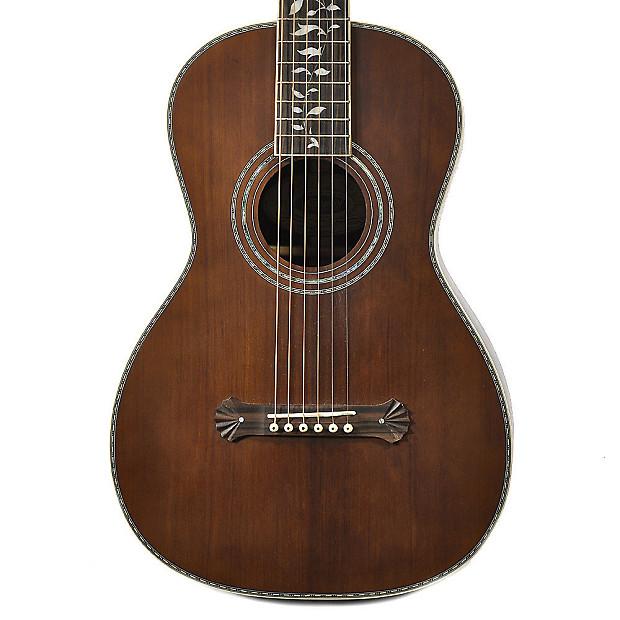 Washburn R320swrk Solid Sprucerosewood Parlor Guitar Natural Reverb