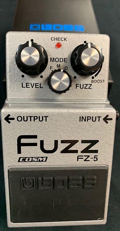 boss fz 5 fuzz pedal bizarre guitar reverb. Black Bedroom Furniture Sets. Home Design Ideas