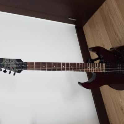 Line6 James Tyler Variax 89F 2014 Blood Red for sale