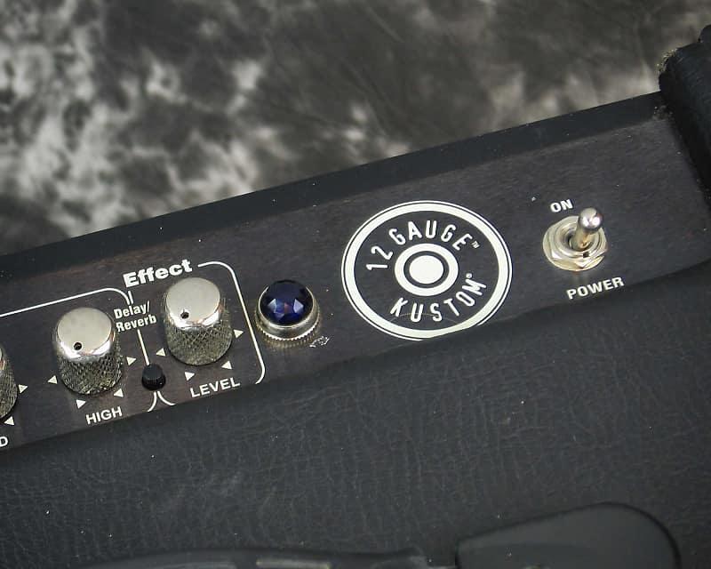 good used kustom 12 gauge electric guitar amplifier reverb. Black Bedroom Furniture Sets. Home Design Ideas