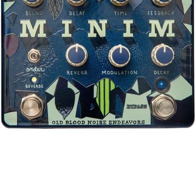 Old Blood Noise Endeavors Minim Immediate Ambient Machine