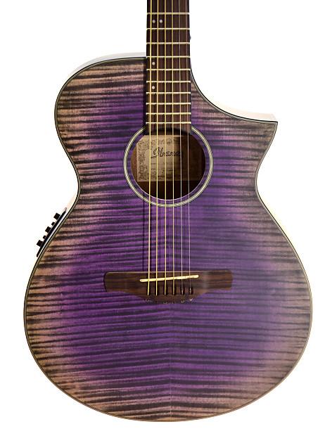 ibanez aewc32fm thinline exotic wood acoustic electric guitar reverb. Black Bedroom Furniture Sets. Home Design Ideas