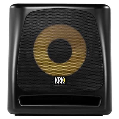 KRK 10S2 V2 10in Powered Studio Monitor Sub