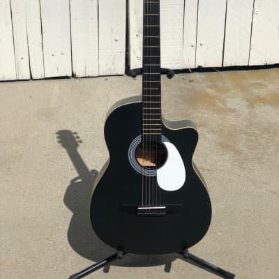 Panache Acoustic Matte black for sale
