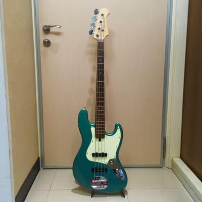 Lakland Shoreline Joe Osborn 4-string LPB Made In Japan for sale