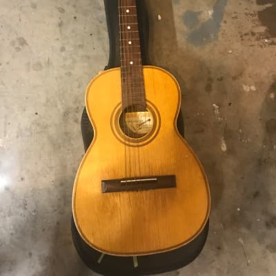 Brazilian Giannini Classical Guitar Model #2 1968 for sale