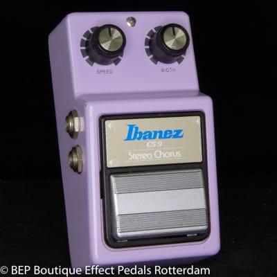 Ibanez CS-9 Stereo Chorus 1981 s/n 166029 Japan