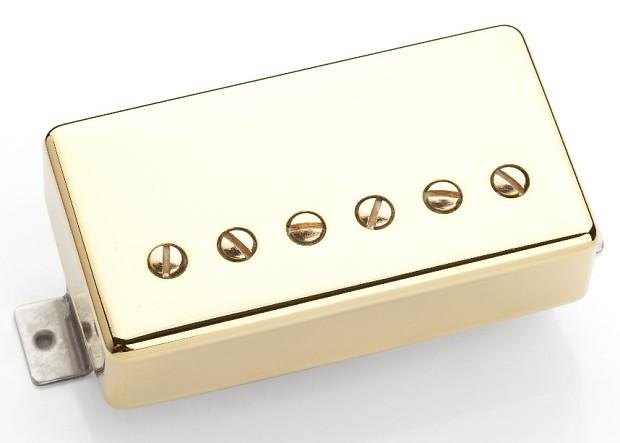 seymour duncan custom custom humbucker pickup gold sh 11 reverb. Black Bedroom Furniture Sets. Home Design Ideas