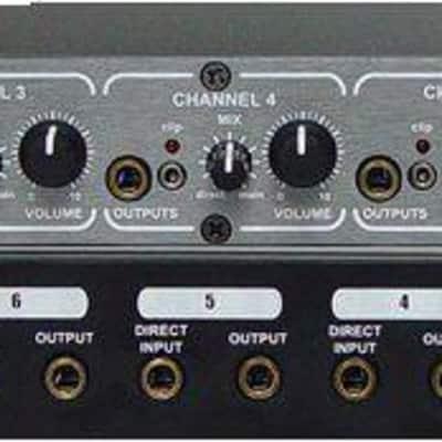 Rolls 6-Channel Headphone Amplifier RORA62C