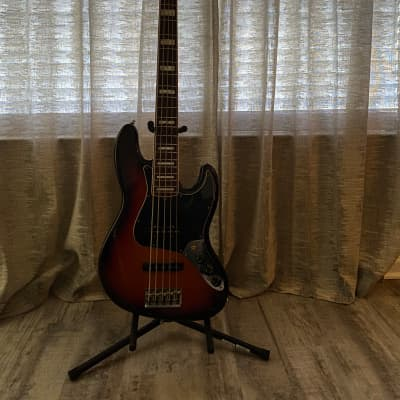 Fender American Deluxe Jazz Bass V 2010 - 2016 for sale