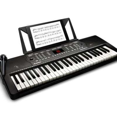 Alesis HARMONY 54 | 54-Key Portable Keyboard with Built-In Speakers