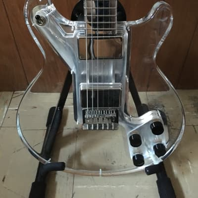 Electrical Guitar Company King Buzzo  2020 Acrylic for sale