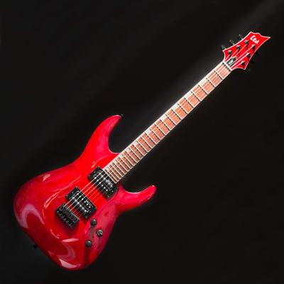 ESP LTD H-200 2019 Flammed red for sale
