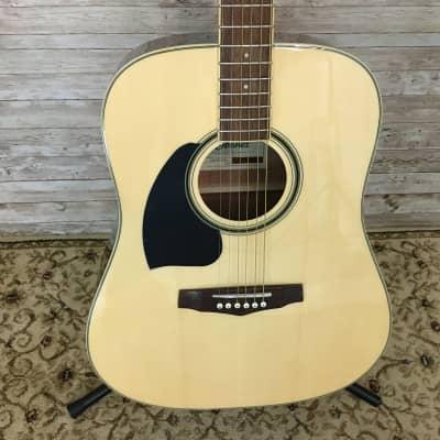 Used Ibanez PF15L-NT 3U-06 Left-Handed Acoustic Guitar