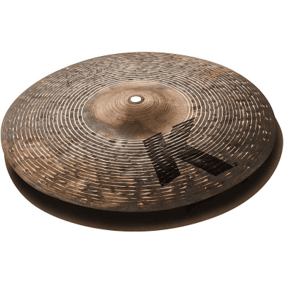 "Zildjian 14"" K Custom Special Dry Hi-Hat Cymbals (Pair)"