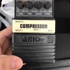 Arion SCO-1 Stereo Compressor