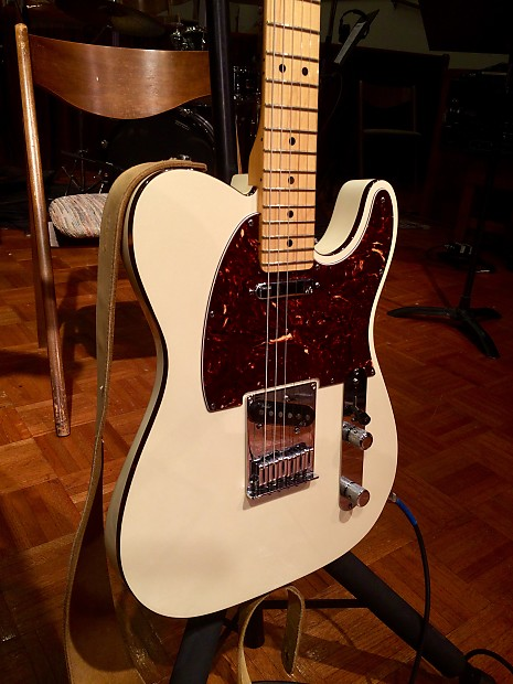 fender american deluxe telecaster with s 1 switching 2011 reverb. Black Bedroom Furniture Sets. Home Design Ideas