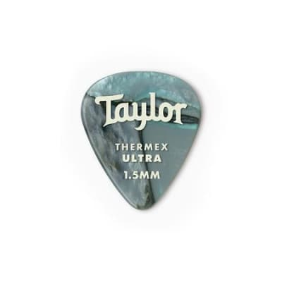 Taylor 351 Picks Abalone 1.50mm, 6-Pack
